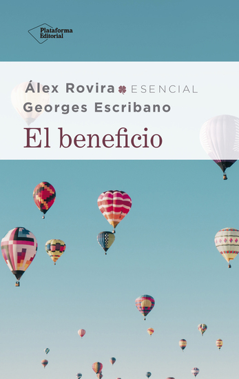El beneficio - cover
