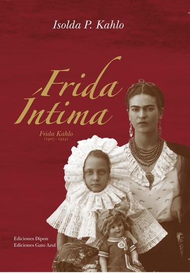 Frida Íntima - cover