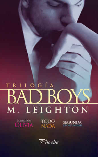 Trilogía Bad Boys - cover