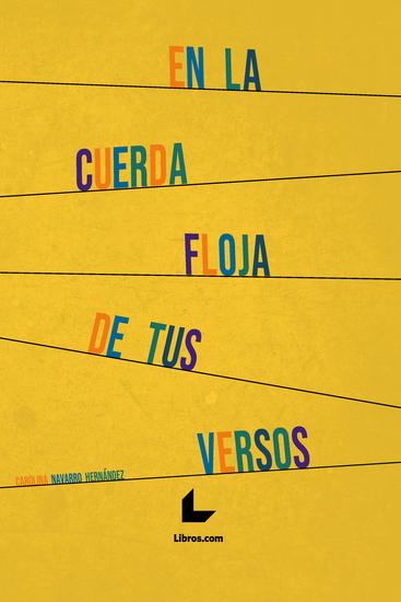En la cuerda floja de tus versos - cover