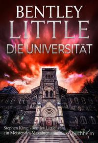 Die Universität von Bentley Little online lesen