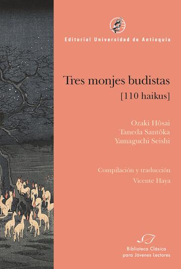 Tres monjes budistas - 110 haikus - cover