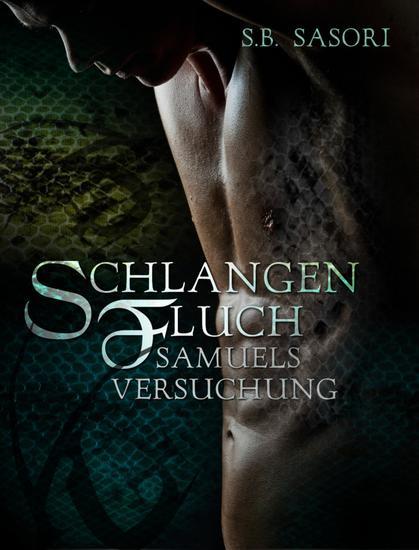 Samuels Versuchung - Schlangenfluch Band 1 - cover