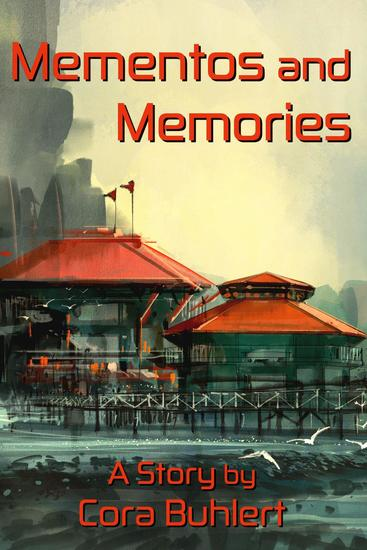Mementos and Memories - In Love and War #13 - cover