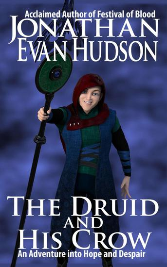 The Druid and His Crow - cover
