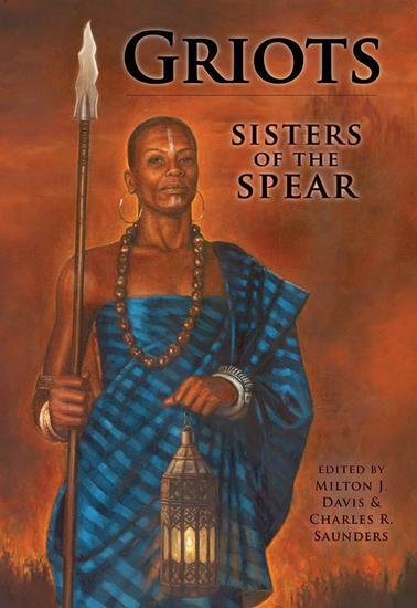 Griots: Sisters of the Spear - cover