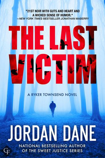 The Last Victim - Ryker Townsend FBI Profiler Series #1 - cover