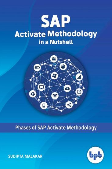 SAP : Activate Methodology in a Nutshell - cover