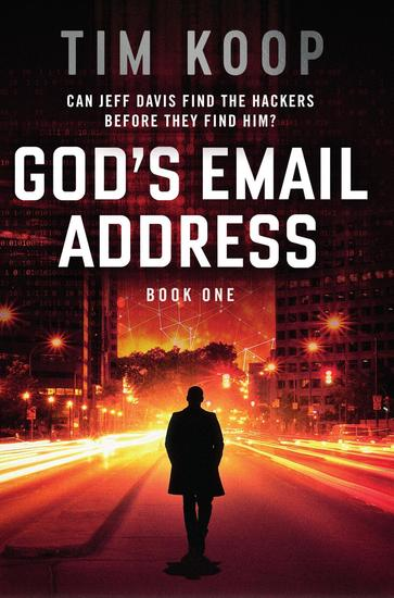 God's Email Address - Jeff Davis #1 - cover