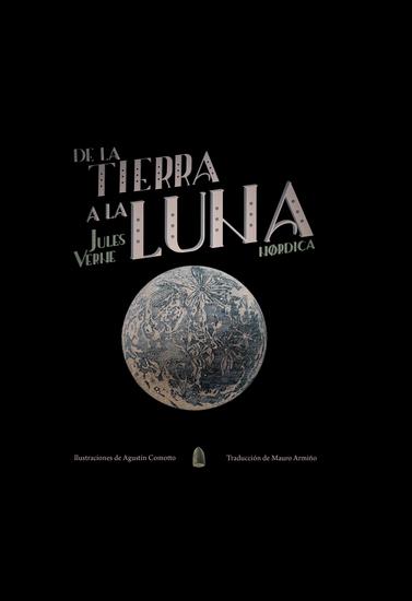 De la tierra a la luna - cover
