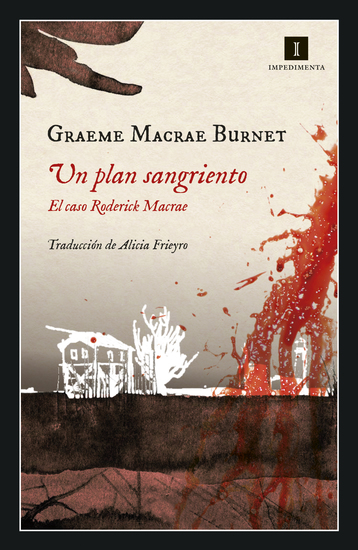 Un plan sangriento - cover