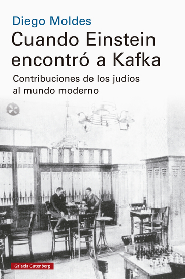 Cuando Einstein encontró a Kafka - cover