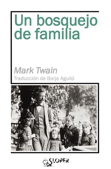 Un bosquejo de familia - cover