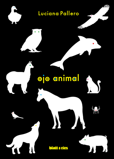 Ojo animal - cover