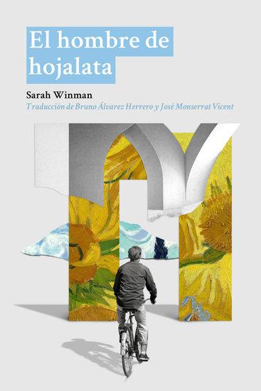 El hombre de hojalata - cover