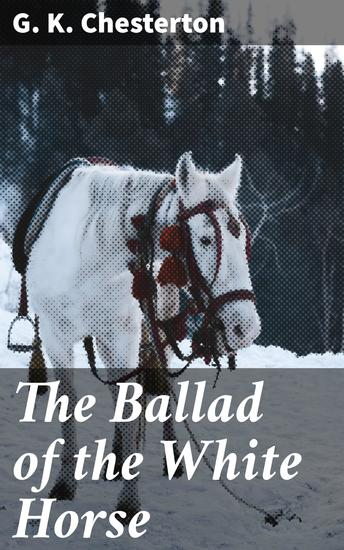 The Ballad of the White Horse - cover