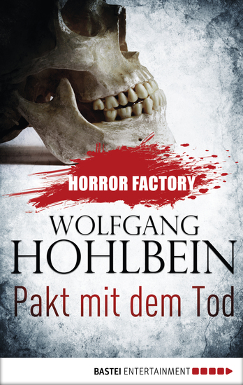 Horror Factory - Pakt mit dem Tod - cover
