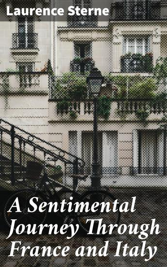A Sentimental Journey Through France and Italy - cover