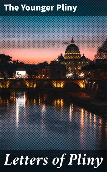 Letters of Pliny - cover
