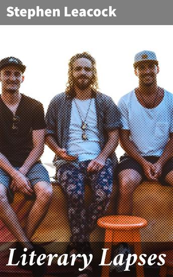 Literary Lapses - cover