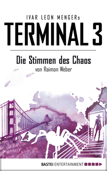 Terminal 3 - Folge 7 - Die Stimmen des Chaos Thriller - cover