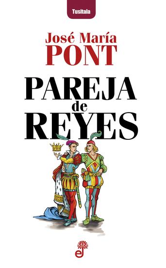 Pareja de reyes - cover