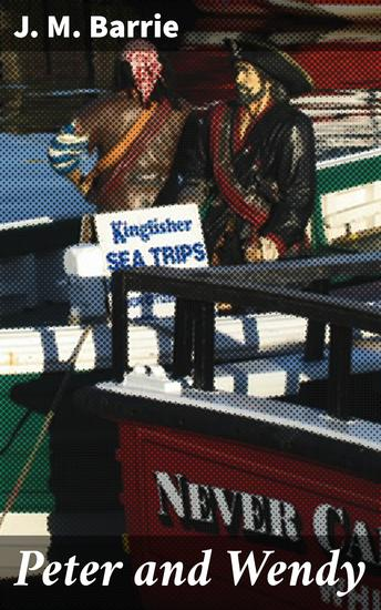 Peter and Wendy - cover