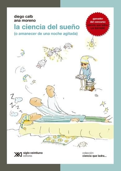 La ciencia del sueño (o amanecer de una noche agitada) - cover