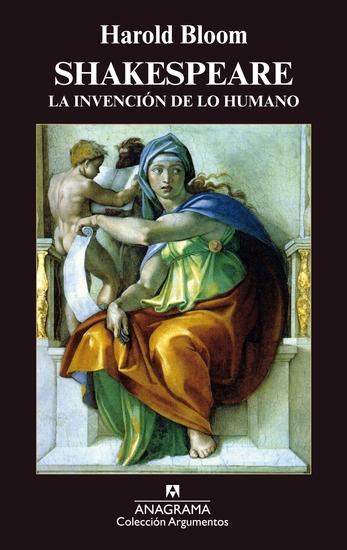 Shakespeare - La Invención De Lo Humano - cover