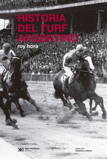Historia del turf argentino - cover