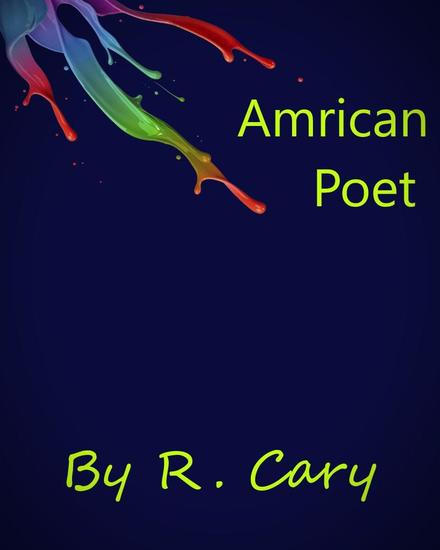 Amrican Poet - cover