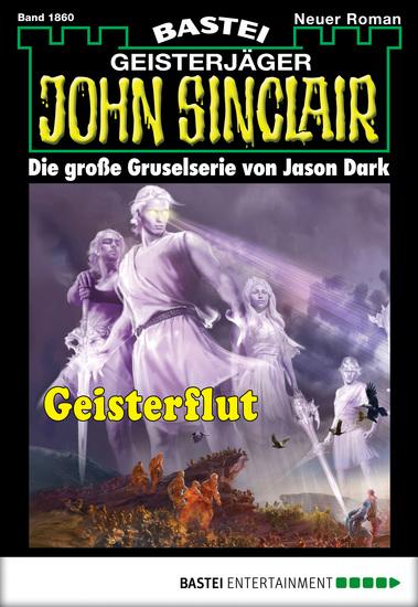 John Sinclair - Folge 1860 - Geisterflut - cover