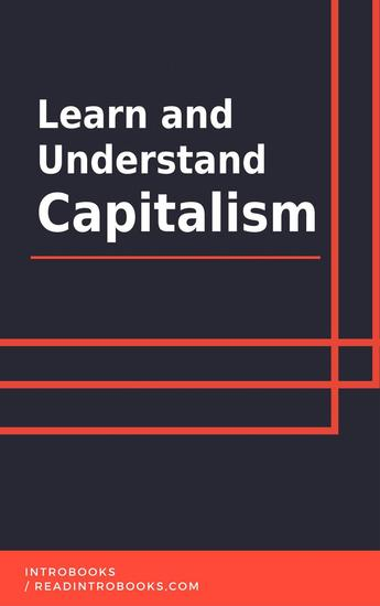 Learn and Understand Capitalism - cover