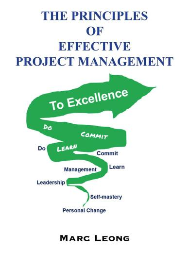 The Principles of Effective Project Management - cover