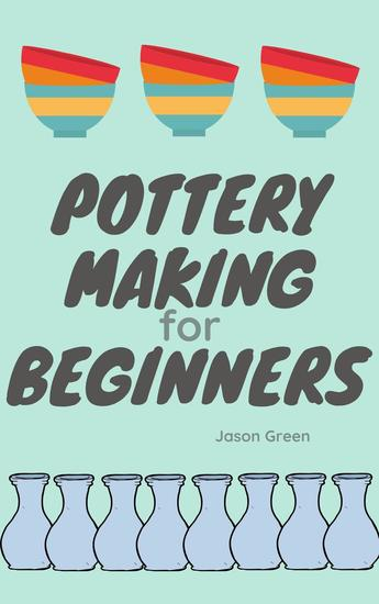 Pottery Making for Beginners - cover