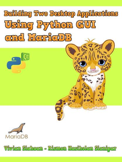 Building Two Desktop Applications Using Python GUI and MariaDB - cover
