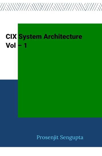 CIX System Architecture - cover