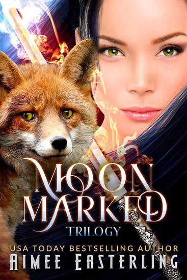 Moon Marked Trilogy - Moon Marked - cover