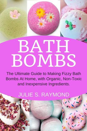 Bath Bombs - cover