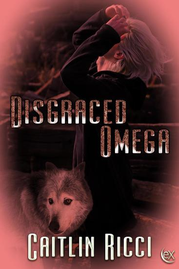 Disgraced Omega - Omegas #2 - cover
