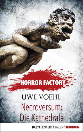 Horror Factory - Necroversum: Die Kathedrale - cover