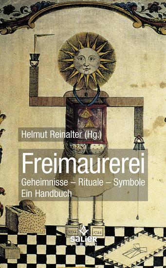 Freimaurerei - Geheimnisse Rituale Symbole Ein Handbuch - cover