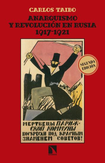 Anarquismo y revolución en Rusia (1917-1921) - cover