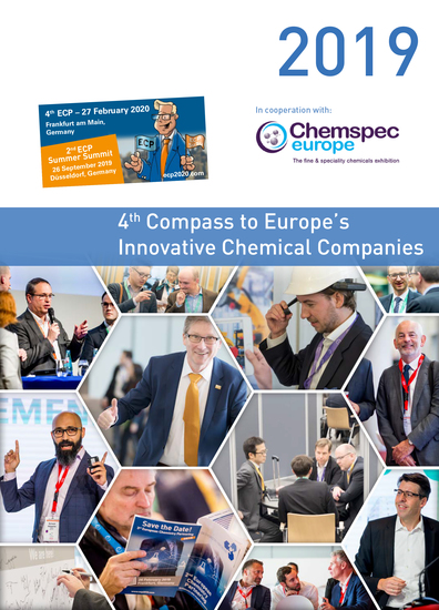 4th Compass to Europe's Innovative Chemical Companies - wwwchemistry-compasseu - cover