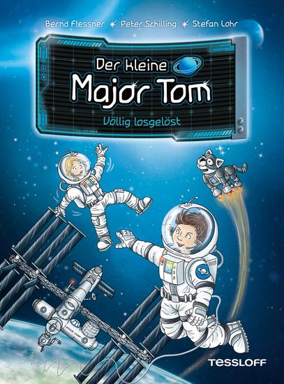 Der kleine Major Tom Band 1: Völlig losgelöst - cover