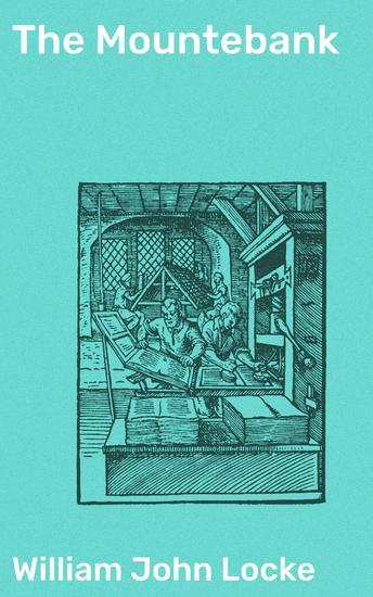 The Mountebank - cover