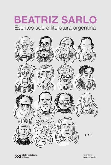 Escritos sobre literatura argentina - cover