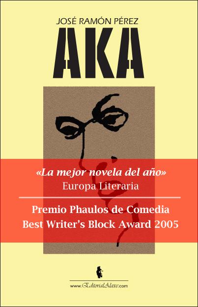 AKA - cover