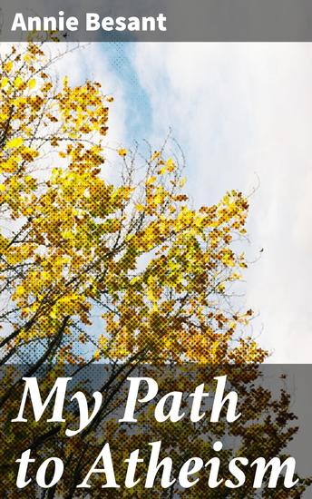 My Path to Atheism - cover
