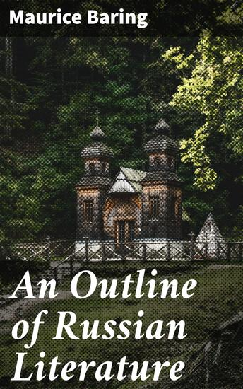 An Outline of Russian Literature - cover